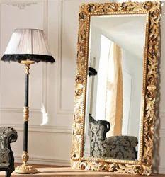 Casa Aroma Wooden Mirror