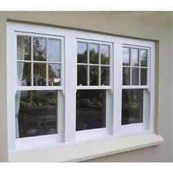 Vertical Sliding UPVC Windows
