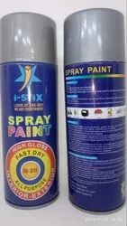 Flash Silver Spray Paint