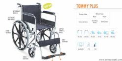Tommy Plus Basic Wheelchair