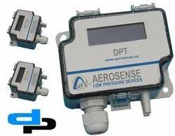 Aerosense Differential Pressure Transmitter Range 0-50 Pascal
