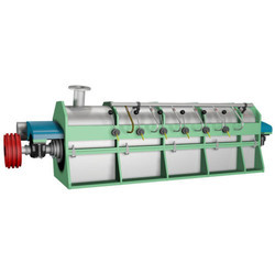 Reject Separator at Paper Machine