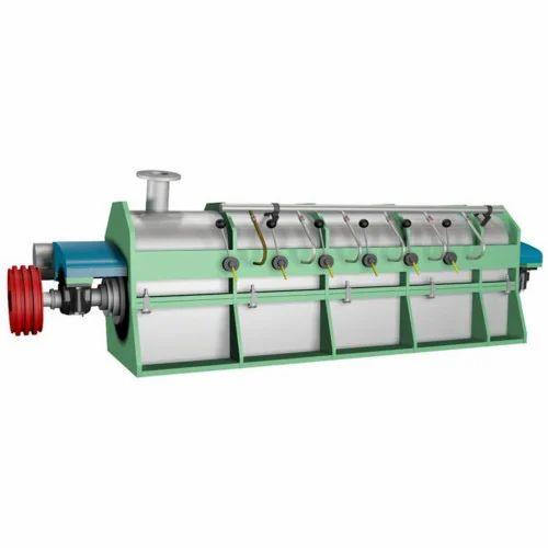 Reject Separator At Paper Machine