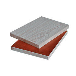 Melamine Faced Block Board