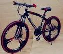 Mercedes Benz Non Foldable 21 Gears Mtb Bicycles Size 26 Disc Brakes Steel Material