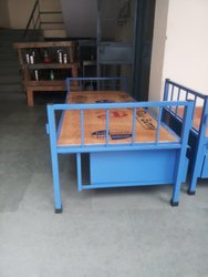 Hostel Single Bed With Storage