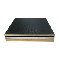 Brown Waterproof Poplar Plywood Board, Thickness: 6 to 19 mm