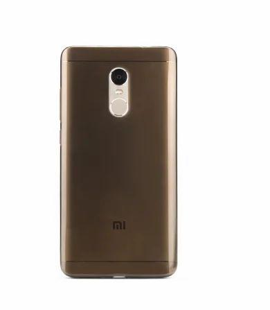 reputable site 6d49a 49464 Redmi Note 4 Soft Case Black | Themanz | Retailer in Bhestan, Surat ...