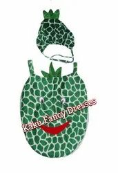 Kids Pineapple Cutout Costume