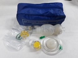 Silicon Resuscitator Infant (Ambu Bag)