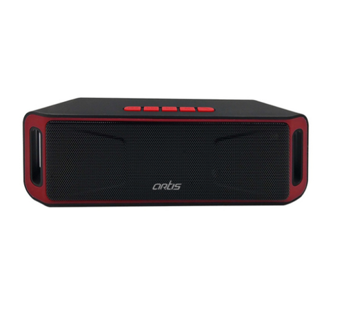 Artis Grey And Red Bt 20 Bluetooth Speaker Rs 1121 Piece Id
