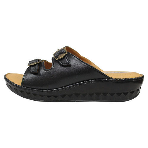 0c477ddb523c Casual Doctor Sole Leather Slippers