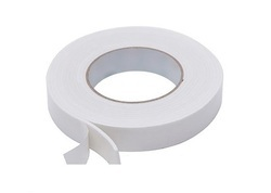 Single Side White Eva Crossline Foam Tape