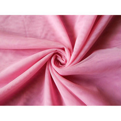 Pink Polyester Net Fabric