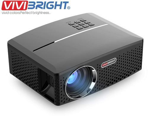 ViviBright GP80 1800 Lumen LED Projector with Remote