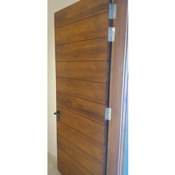 Finished Interior Wooden Door