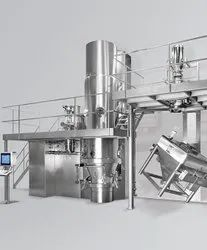 Pharmaceutical Granulation Line  Plant