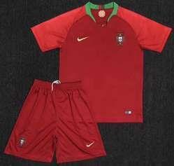 Football Jersey Portugal Home Away Third
