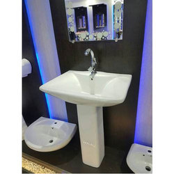 Cera Wash Basin Pedestal At Rs 2000 Piece