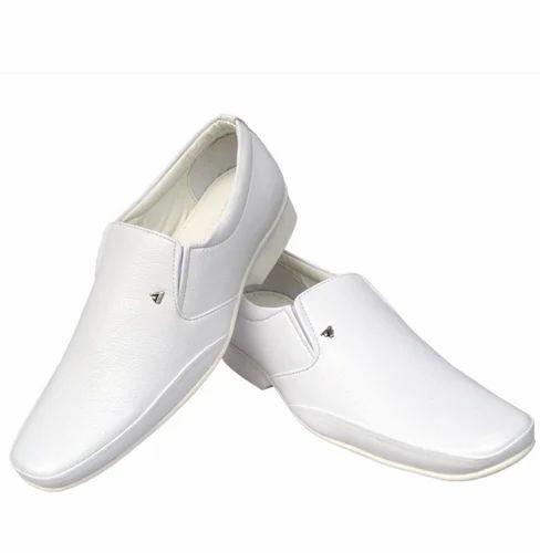 hangers \u0026 heels Lace UP For Men White