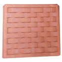 Clay Ceiling Tile