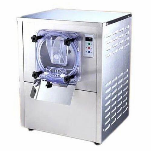 Ice Cream Making Machine - Commercial Gelato Hard Ice Cream Making Machine  Manufacturer from New Delhi