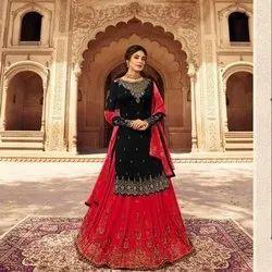 Designer Pakistani Suit