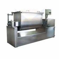 Stainless Steel Mass Mixer