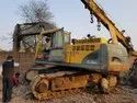 Used Spare Parts Of Excavator Volvo EC-290
