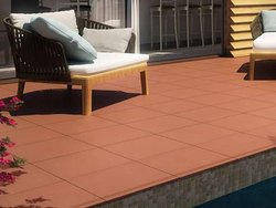Weathering Clay Tiles / Terrace Clay Tiles / Water Pro   of Clay Tiles