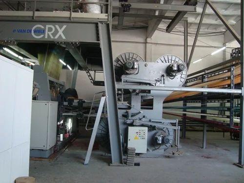 Used Van De Wiele Machines Used Van De Wiele Vtr Vmm