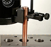 German Tapping On EDM On Carbide