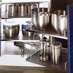 Deco Mica Magic Corner Kitchen Unit
