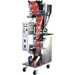 Ghee Pouch Packaging Machine
