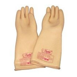 Crystal Electrical Safety Hand Gloves 22 KVA