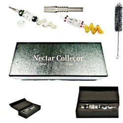 Newzenx Nectar Collector ZZ Honey Extractor Smoking Device 10 Inch Full Smoking Access.