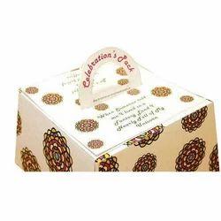 Pyramid Cake Box