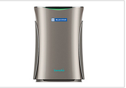 Blue Star BS-AP450SANS Silver Air Purifiers