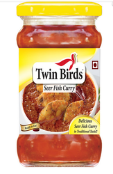 Twinbirds Seer Fish Curry