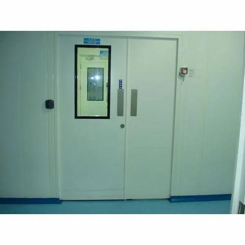 Modular Clean Room Door