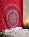 Cotton Mandala Printed Wall Hangings Tapestry