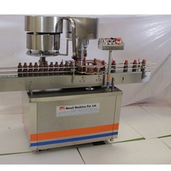 Mineral Water Pet Bottle Filling Plant