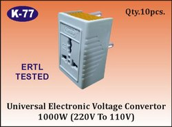 K-77 Universal Electronic Step Down Voltage Converter