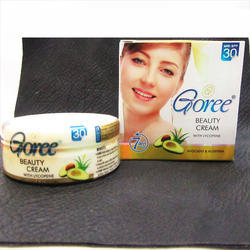 Greeny White Goree Beauty Cream, Packaging Size: 30gm, Packaging Type: Plastic Box