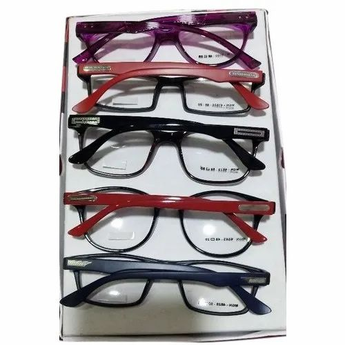 e7ee5fa558fa Magazine Full Rim Optical Frame, Packaging Type: Hard Case, Rs 65 ...
