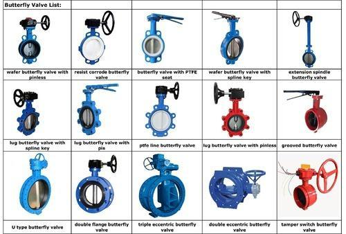 Manual Cast Iron Butterfly Valve Wafer Type Rs 1 Each