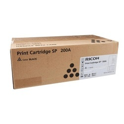 SP-200A Ricoh Black Toner Cartridge