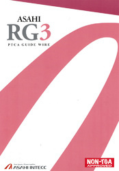 Asahi RG3 Guide Wire
