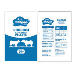 Rhodium Cattle Feed Pellets
