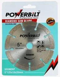 Powerbilt 5 Wall Cutting Blade / Granite